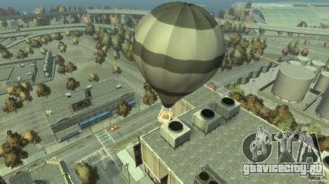 Balloon Tours option 5 для GTA 4 вид сзади слева