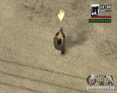 Glock new version для GTA San Andreas третий скриншот