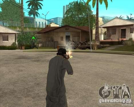 Gta IV weapon anims для GTA San Andreas второй скриншот