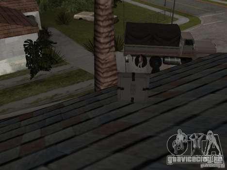 Weapon Pack для GTA San Andreas восьмой скриншот