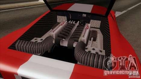 Bullet HD для GTA San Andreas вид справа