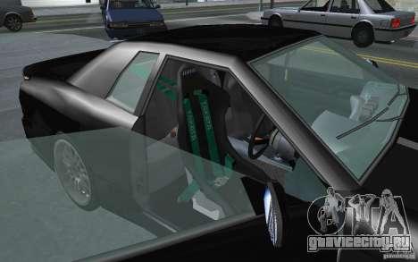 Elegy MS R32 для GTA San Andreas вид сзади слева