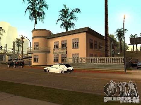 Grand Street для GTA San Andreas четвёртый скриншот