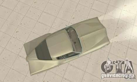 Buick Riviera 1972 Boattail для GTA San Andreas вид справа
