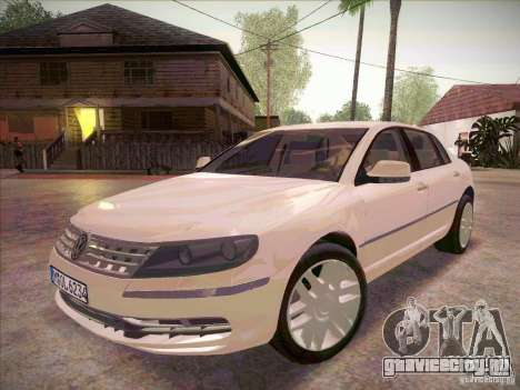 Volkswagen Phaeton 2011 для GTA San Andreas