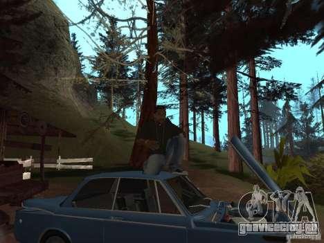 Xzibit для GTA San Andreas третий скриншот