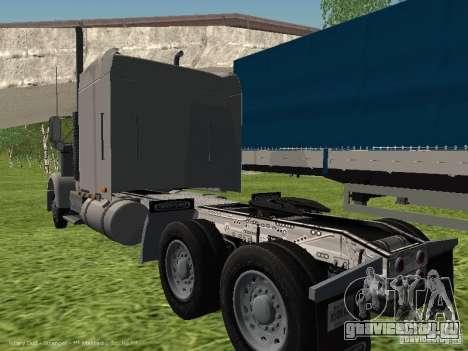 Freightliner FLD120 Classic XL Midride для GTA San Andreas вид справа