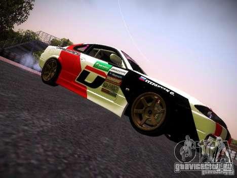 Nissan Silvia S15 DragTimes v2 для GTA San Andreas вид справа