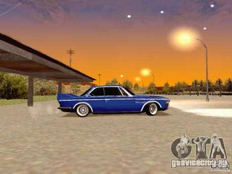 BMW 30 CSL Drift для GTA San Andreas вид слева
