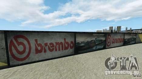 Dakota Raceway [HD] Retexture для GTA 4 шестой скриншот
