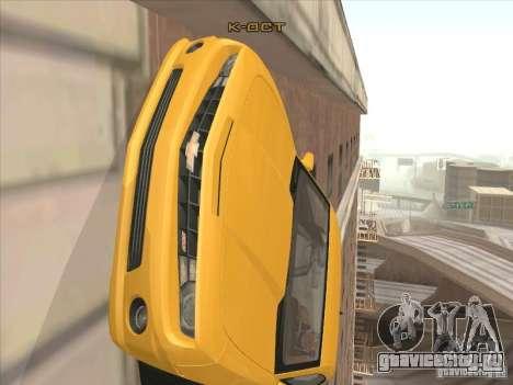 Езда по стенам для GTA San Andreas