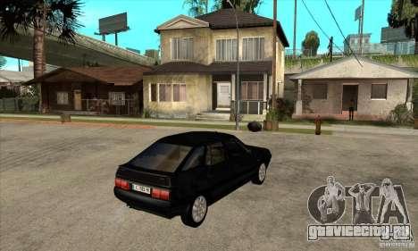Citroen XM 1992 для GTA San Andreas вид справа