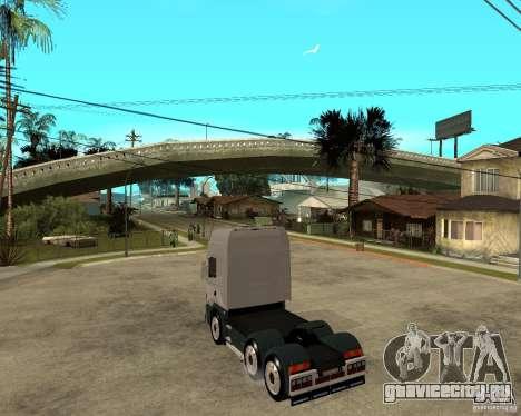 Scania 164L 580 для GTA San Andreas вид слева
