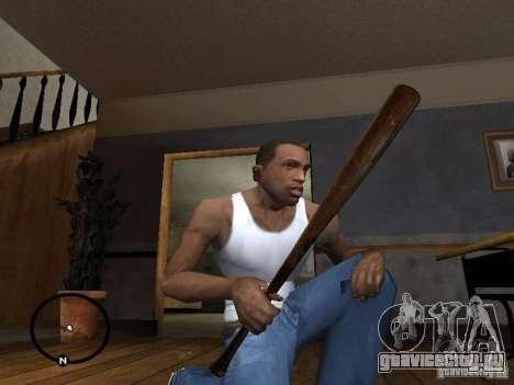 Бита для GTA San Andreas