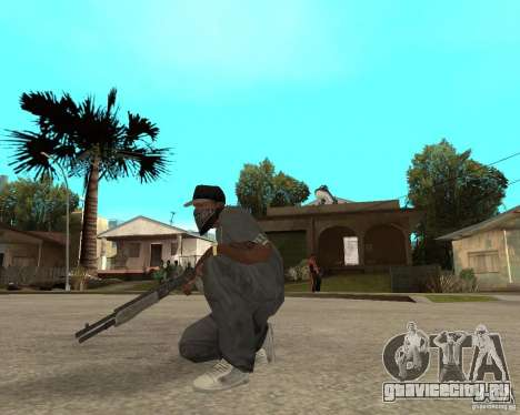 SPAS-12 для GTA San Andreas