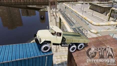Трасса для ленивых для GTA 4 четвёртый скриншот