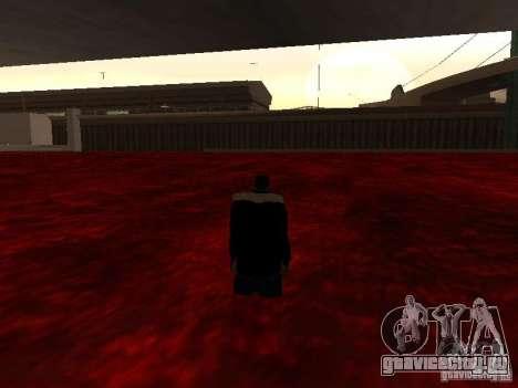 Лава для GTA San Andreas