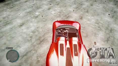 Porsche 918 Spyder Concept для GTA 4 вид справа