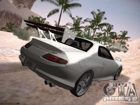 Mitsubishi FTO GP Veilside для GTA San Andreas вид слева