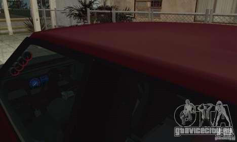 ВАЗ 2108 Maxi для GTA San Andreas вид справа