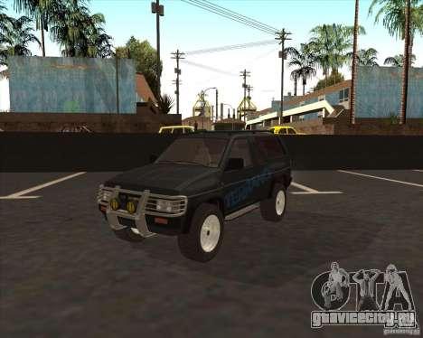 Nissan Terrano для GTA San Andreas