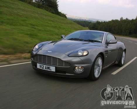 Aston Martin V12 Vanquish 6.0 i V12 48V v2.0 для GTA Vice City вид справа