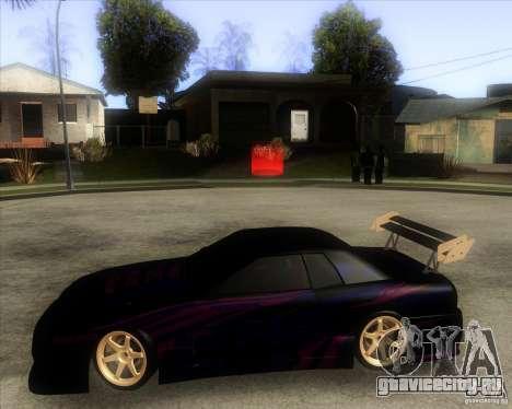 Elegy 0.2 для GTA San Andreas вид справа