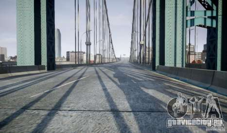 Youxiang Mixed ENB v 2.1 для GTA 4 четвёртый скриншот