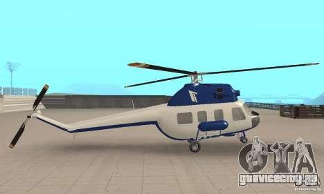 МИ-2 первый канал для GTA San Andreas
