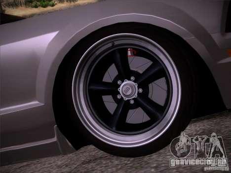 Ford Mustang GT 2005 для GTA San Andreas