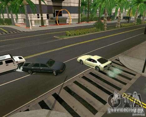 GTA 4 Road Las Venturas для GTA San Andreas пятый скриншот