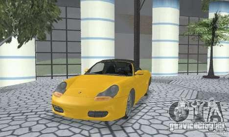 Porsche Boxster для GTA San Andreas