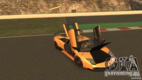 Lamborghini Murcielago VS LP 670 FINAL для GTA 4 вид сбоку