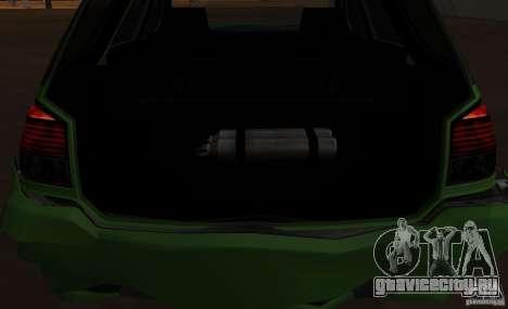 Serrano из GTA EFLC для GTA San Andreas вид сзади слева
