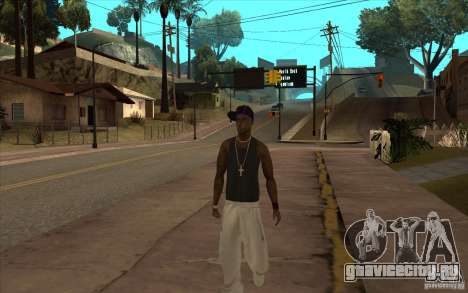 The Ballas Gang [CKIN PACK] для GTA San Andreas третий скриншот