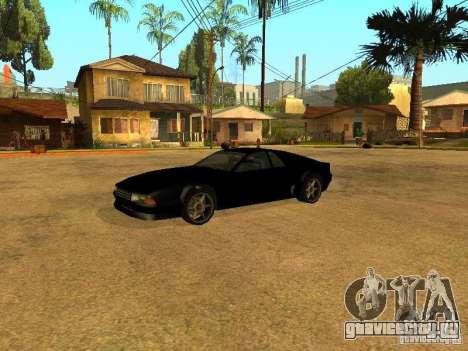 Спаун спортивных автомобилей для GTA San Andreas девятый скриншот