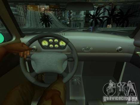 Ford FR 100 для GTA San Andreas вид сзади слева