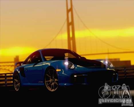 SA_NGGE ENBSeries v1.1 для GTA San Andreas пятый скриншот