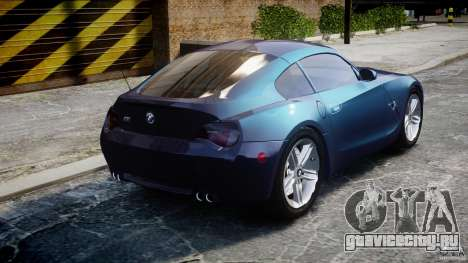 BMW Z4 V3.0 Tunable для GTA 4