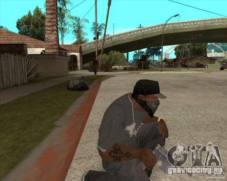 Resident Evil 4 weapon pack для GTA San Andreas шестой скриншот