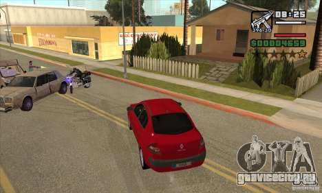 Проехал на красный - получи звезду для GTA San Andreas четвёртый скриншот