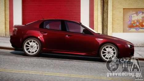 Alfa Romeo 159 Li для GTA 4