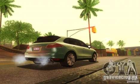 iPrend ENBSeries v1.1 BETA для GTA San Andreas шестой скриншот