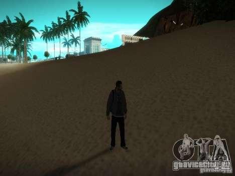 Niko Belliс New Stories для GTA San Andreas восьмой скриншот