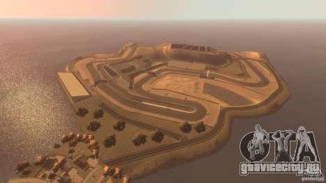 Laguna Seca v1.2 для GTA 4 второй скриншот