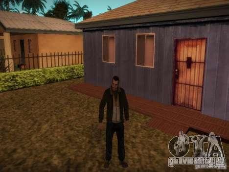 Niko Belliс New Stories для GTA San Andreas четвёртый скриншот