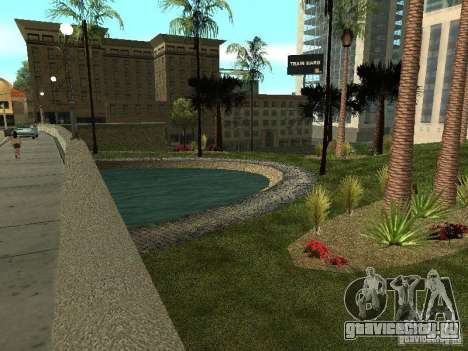 Glen Park HD для GTA San Andreas третий скриншот