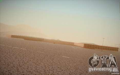 New San Fierro Airport v1.0 для GTA San Andreas четвёртый скриншот