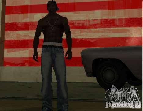 Новые джинсы для CJ для GTA San Andreas