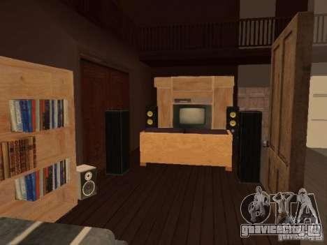 Вилла в Сан-Фиерро для GTA San Andreas восьмой скриншот